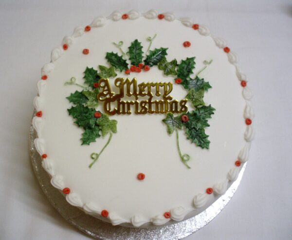 Rich Fruit Christmas Cake