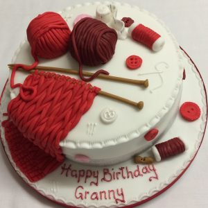 Hand Crafters Cake