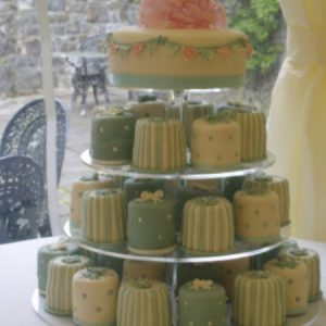Wedding Cupcakes & Mini Cakes