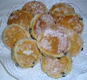 Welsh Cakes (Traditional)